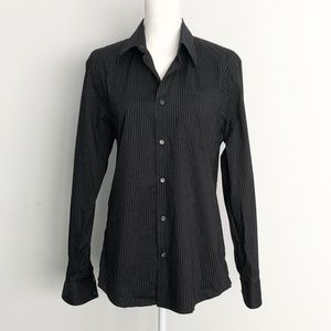 Club Monaco Button Down Shirt, SIZE M